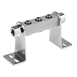 Low bracket+terminal Fitting kit 70 1/8''
