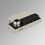 6 pos 24VDC Sec. multiple conn. kit MACH16