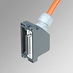 ACC.CONNECT. IP65+CABLE 44 pin L=5 M