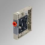Intermediate exhaust switch MULTIMACH