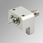 rodless limit switch shock abs guide ''V'', Ø50 PU