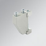 ACC.BRACKET CABLE CHAIN GUIDE GANTRY BK