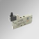 5/2 elpn single sol. 24VDC M8 MACH 11