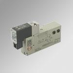 Valve MSV M7 5/2 SOS 00 24VDC plug-in
