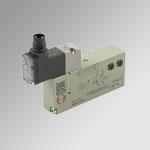 Valve MSV M7 5/2 SOS 00 24VDC M8