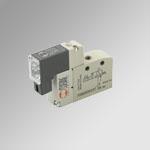 MiniMach 3/2elpn single sol. NC24 VDC MiniMach