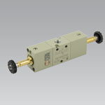 Valv S70 elpn 1/8'' 3/2 bistable LT
