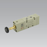 Valv S70 elpn 1/8'' 5/2 mono LT
