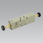 Valv S70 elpn 1/8'' 5/2 bistable LT