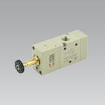 Valv S70 elpn 1/4'' 3/2 mono NC LT