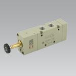 Valv S70 elpn 1/4'' 5/2 mono LT
