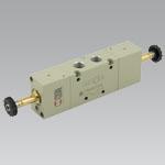 Valv S70 elpn 1/4'' 5/2 bistable LT