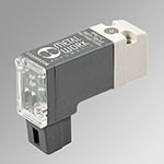 Plug in ø0.6-0.8W 24VDC LED manual complan. base/connect PLT-10