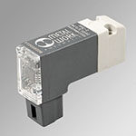 Plug in ø1.2-3/0.3W 24VDC LED-Speed up complan. base/connect PLT-10