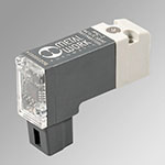 Plug in ø1.2-3/0.3W 24VDC LED-Speed up manual complan. base/connect PLT-10