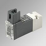 PLT10 3/2NC 3/0.3W 24VDC LED OPP.