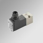 PLT10 3/2NC 0.8W 24VDC LED M8 OPP.