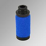 Elemento filtrante depuratore