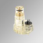 Transparent lubricator cover