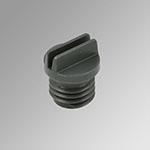Lubricator oil-filling cap
