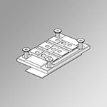 axial carriage interface kit