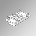 orthogonal carriage interface kit