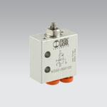 VME-1 push-rod 3/2 NC, axial Ø 4