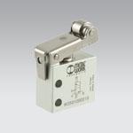 VME-1 roller lever, 3/2 NO, axial M5