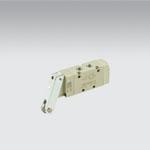 70 Mec. 1/8'' 5/2 bi-directional roller