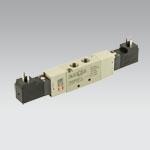 elpn 1/8'' 5/2 bistabile 24VDC MACH16
