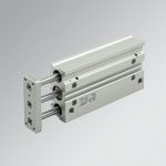 Compact guided cylinder Multifix Configurator