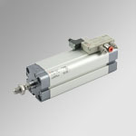 Compact cylinders series CCIV with valve integration