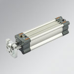 'Twinned rod cylinders  ISO15552 series3 TWNC