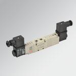 Valves series 70 electro-pneumatic