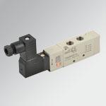 Valves series MACH 16 electro-pneumatic