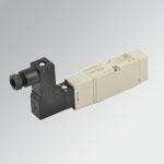 Valves ISO 15407-1/VDMA 24563-02 series MACH 18 electro-pneumatic