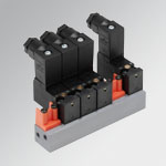 Solenoid valves PIV.M 15 mm