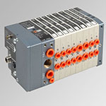 HDM + PROFIBUS-DP Valve islands