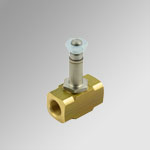Solenoid valves, series EV-FLUID, direct acting  2/2