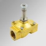 Solenoid valves, series EV-FLUID, mixed action