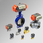Multi-fluid process valves