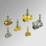 Solenoid valves, series EV-FLUID