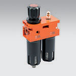 NEW DEAL Filter-regulator + Lubricator