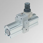 Ø40 pressure multiplier regulator