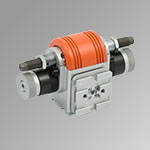 Rotary actuators series DAPK