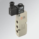 Valves series NAMUR electro-pneumatic