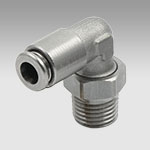 ROTARY ELBOW, MALE, CONICAL R31C NSF
