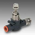 RML line mounted pipe-thread miniature reducer