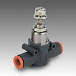 RML line mounted pipe-pipe miniature reducer