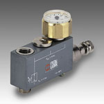 Reducer gauge valves RMV